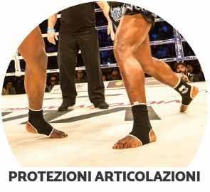 cavigliere kick boxing