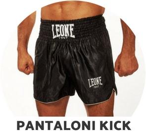 Pantaloncini Kick Boxing Leone 1947