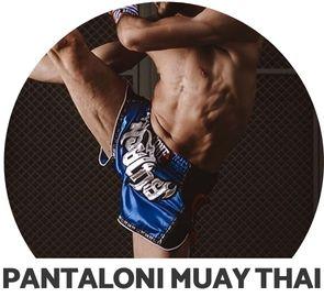 Pantaloncini Muay Thai Leone 1947