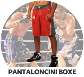 pantaloncini boxe