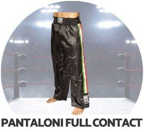 pantaloni full contact