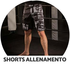 pantaloncini allenamento