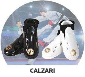calzari taekwondo