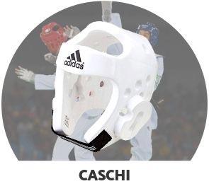 caschi taekwondo
