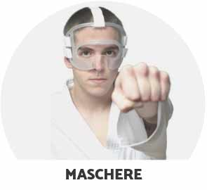 maschere karate
