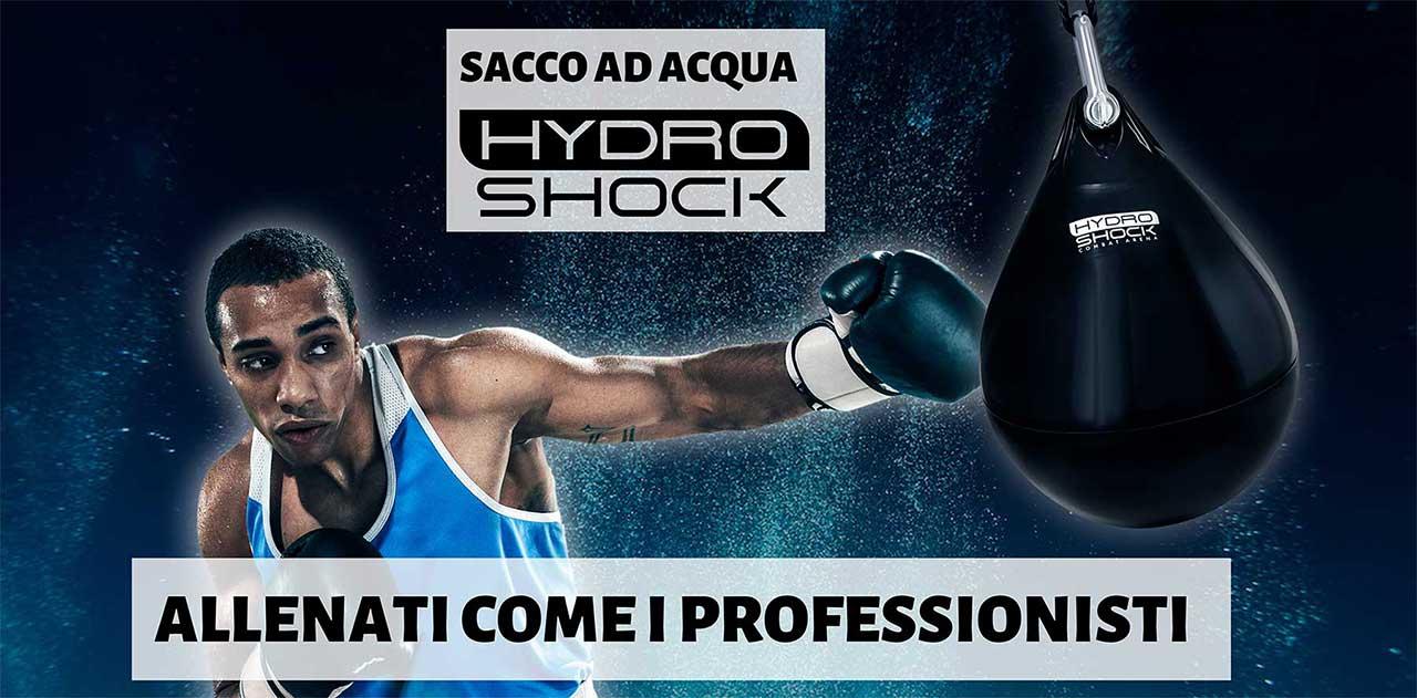 sacchi allenamento hydroshock