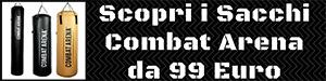 Sacco Boxe Combat Arena