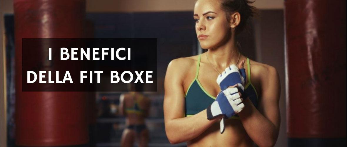 fit boxe dimagrire