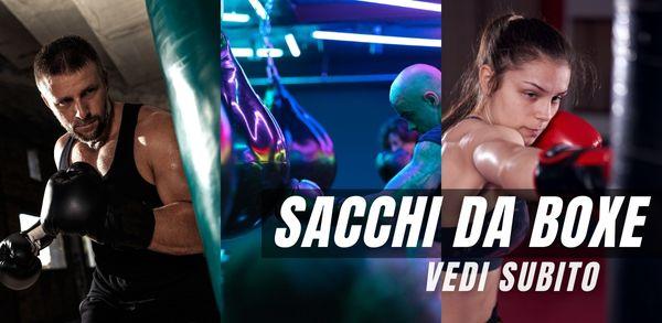 scarpe boxe nike