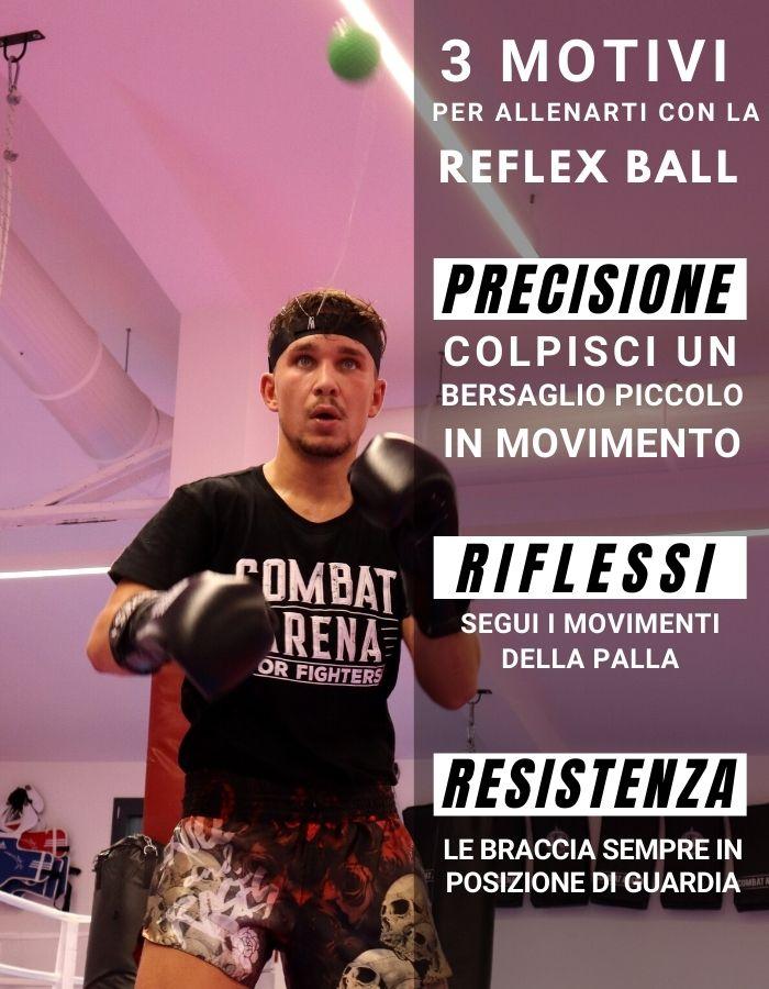 reflex ball osu combat arena
