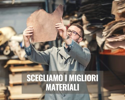materiali sacco