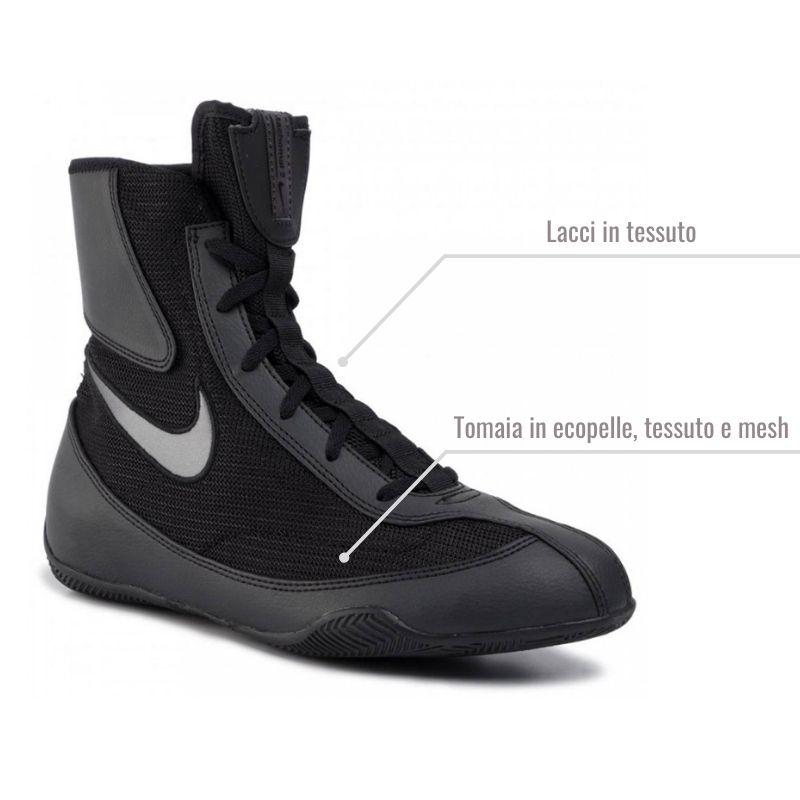 scarpe macho mai