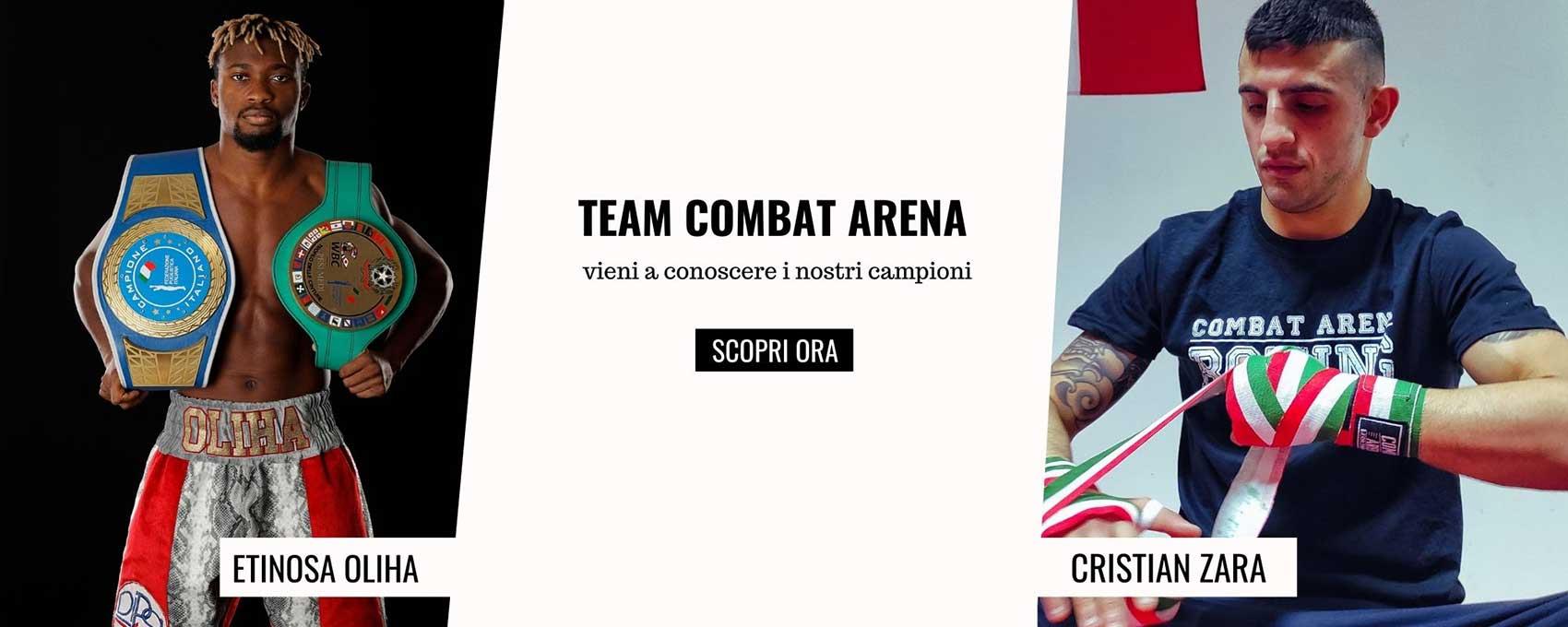 team combat arena